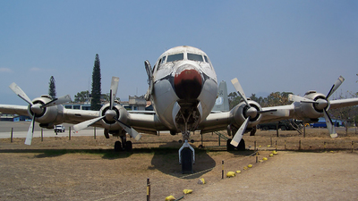 N203CM - Douglas C-118A Liftmaster - Private