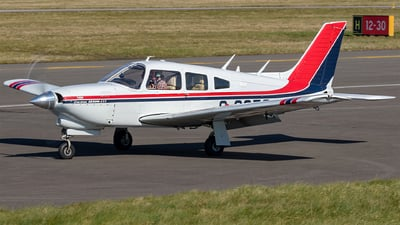 G-OOTC - Piper PA-28R-201T Turbo Cherokee Arrow III - Private