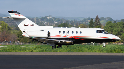 N879M - Hawker Beechcraft 900XP - Private