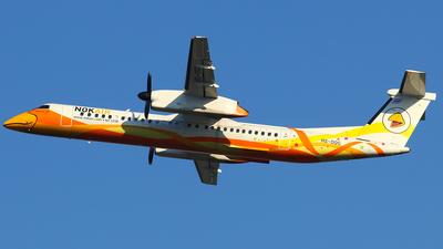 HS-DQG - Bombardier Dash 8-Q402 - Nok Air