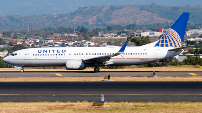 A picture of N78285 - Boeing 737824 - United Airlines - © Ivan Jimenez Rojas