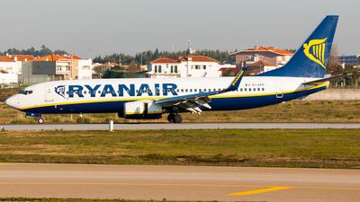 EI-EKH - Boeing 737-8AS - Ryanair