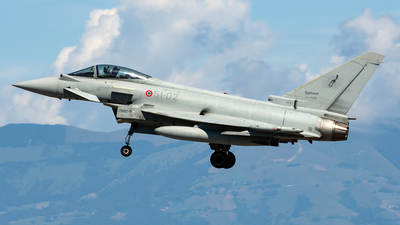 MM7320 - Eurofighter Typhoon EF2000 - Italy - Air Force