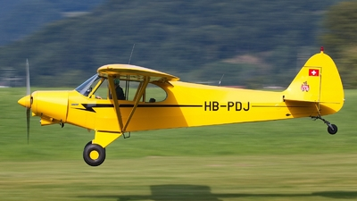 A picture of HBPDJ - Piper PA18150 Super Cub - [1809056] - © Tomasz Chrul