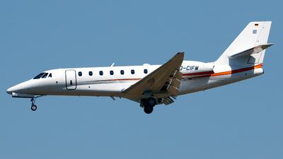 D-CIFM - Cessna 680 Citation Sovereign Plus - Private