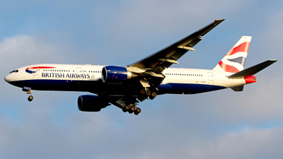 A picture of GVIIT - Boeing 777236(ER) - British Airways - © M. Azizul Islam