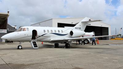 N621SB - Raytheon Hawker 800XP - Private