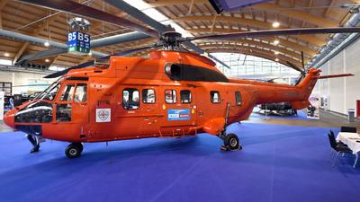OE-XJP - Aérospatiale AS 332L Super Puma - Heli Austria