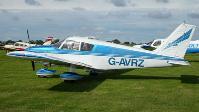 G-AVRZ - Piper PA-28-180 Cherokee C - Private