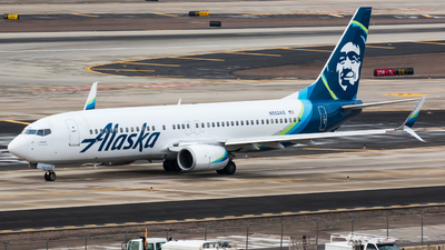 N552AS - Boeing 737-890 - Alaska Airlines