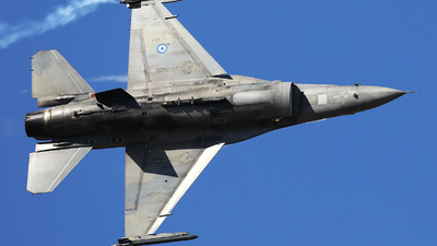 533 - General Dynamics F-16C Fighting Falcon - Greece - Air Force