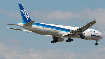 JA785A - Boeing 777-381ER - All Nippon Airways (ANA)