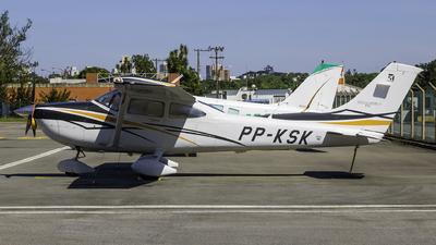 PP-KSK - Cessna T182T Skylane TC - Private