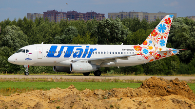 RA-89035 - Sukhoi Superjet 100-95LR - UTair Express