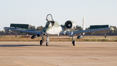 80-0275 - Fairchild A-10C Thunderbolt II - United States - US Air Force (USAF)