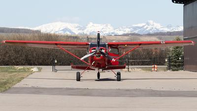 C-FZEN - Cessna A185E Skywagon - Private