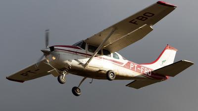 PT-FBO - Cessna U206F Stationair - Voare Táxi Aéreo
