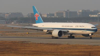B-2042 - Boeing 777-F1B - China Southern Cargo