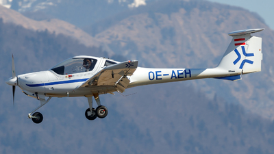 OE-AEH - Diamond Aircraft DV-20 E - Aviation Academy Austria