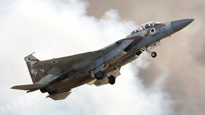 263 - Boeing F-15I Ra'am - Israel - Air Force