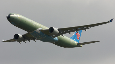 F-WWKS - Airbus A330-323 - China Southern Airlines