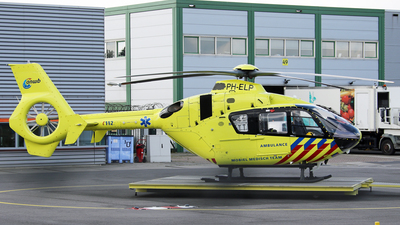 PH-ELP - Eurocopter EC 135T2 - ANWB Medical Air Assistance