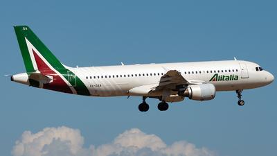 A picture of EIDSA - Airbus A320216 - Alitalia - © Daniel Veronesi - RomeAviationSpotters
