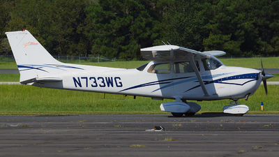 N733WG - Cessna 172N Skyhawk - Private