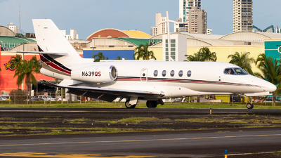 A picture of N639QS - Cessna 680A Citation Latitude - NetJets - © Jussef_04