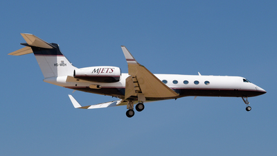 A picture of HSWEH - Gulfstream V - [588] - © Alexander Listopad
