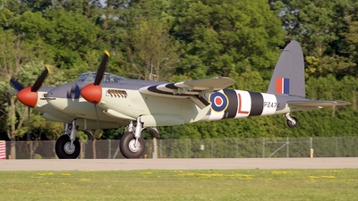 N474PZ - De Havilland DH-98 Mosquito FB.VI - Private