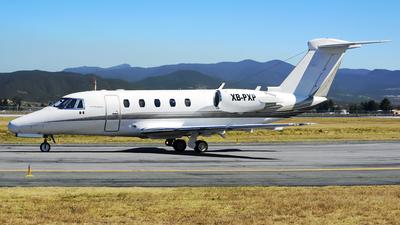 XB-PXP - Cessna 650 Citation VI - Private