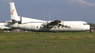 SE-KZD - Fokker F27-500 Friendship - Untitled