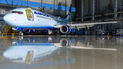 A picture of EIGIH - Boeing 73786N - Alrosa - © Gleb Borzyakov - AviMedia