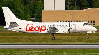 A picture of SELJT - Saab 340B - Air Leap - © Laszlo Fekete