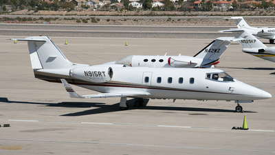 A picture of N915RT - Learjet 55 - [55029] - © BaszB