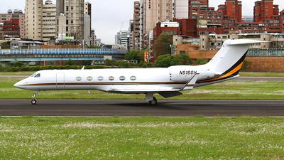 N516GH - Gulfstream G-V - Private