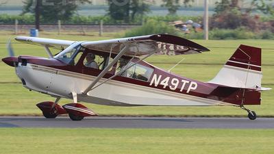 A picture of N49TP - American Champion 7GCBC - [13332002] - © Joe Osciak