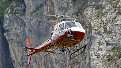 HB-ZDX - Eurocopter AS 350B3 Ecureuil - Swiss Helicopter AG