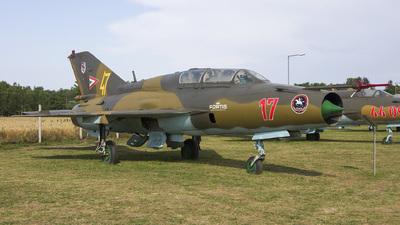 17 - Mikoyan-Gurevich MiG-21UM Mongol B - Hungary - Air Force