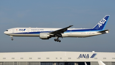 JA793A - Boeing 777-381ER - All Nippon Airways (ANA)