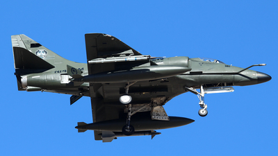 N146EM - Douglas TA-4K Skyhawk - Draken International
