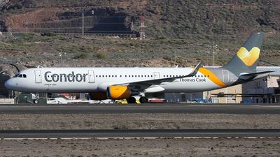 D-AIAH - Airbus A321-211 - Condor
