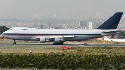 5-8113 - Boeing 747-2J9F(SCD) - Iran - Air Force
