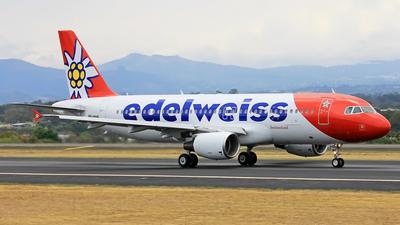 PR-MHB - Airbus A320-214 - Edelweiss Air