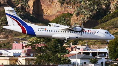 EC-MEC - ATR 72-212A(500) - Swiftair