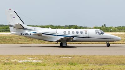YV2877 - Cessna 550B Citation Bravo - Private