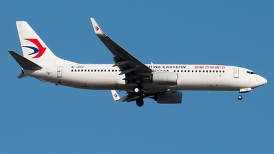 A picture of B1253 - Boeing 73789P - China Eastern Airlines - © william8252