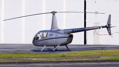 N4488H - Robinson R66 Turbine - Private