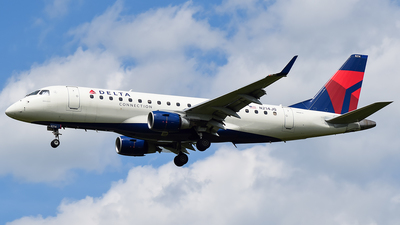 N214JQ - Embraer 170-200LR - Delta Connection (Republic Airlines)
